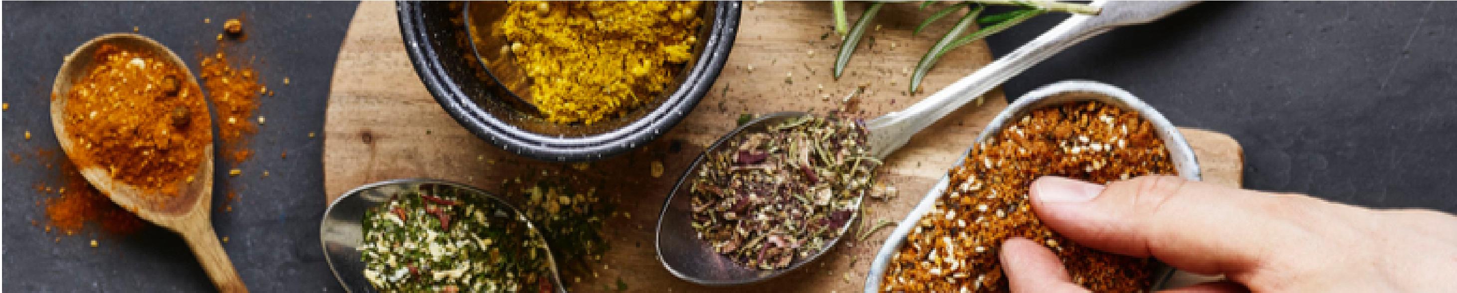Krydderier & Delikatesser