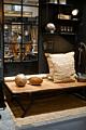 Daybed, Natur,  Læder & Jern, Trademark Living