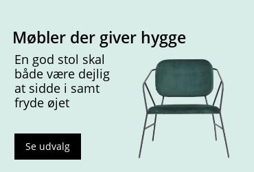 Møbler der giver hygge